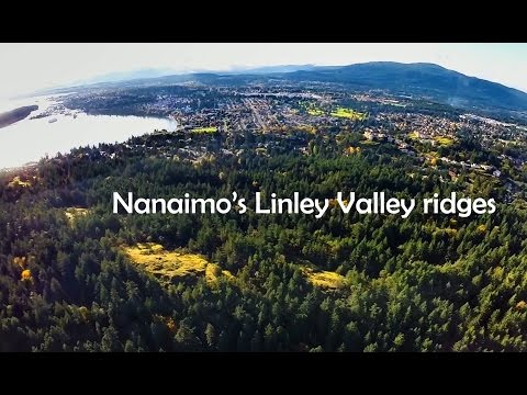 Vancouver Island Walkees! Nanaimo's Linley Valley Robin Hood Dr. ridge walk