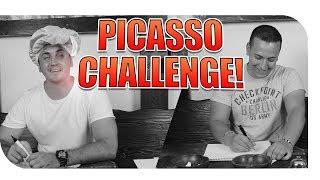 PICASSO CHALLENGE! MIT EINFACHPETER!