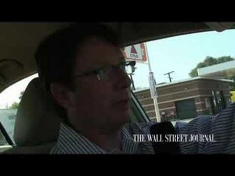 Test Driving the Honda Civic GX