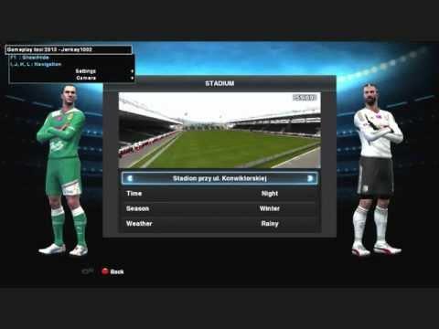 pro evolution soccer 2012 - t-mobile ekstraklasa mod