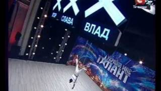 Воздушный акробат-экономист Владислав Дробинко