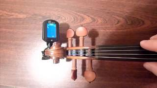 Video Mini ENO ET-33 Digital Tuner for Guitar/Bass/Violin - Example video - Tmart.com download MP3, 3GP, MP4, WEBM, AVI, FLV Agustus 2018