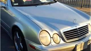 2002 Mercedes-Benz CLK-Class Used Cars Elmhurst NY