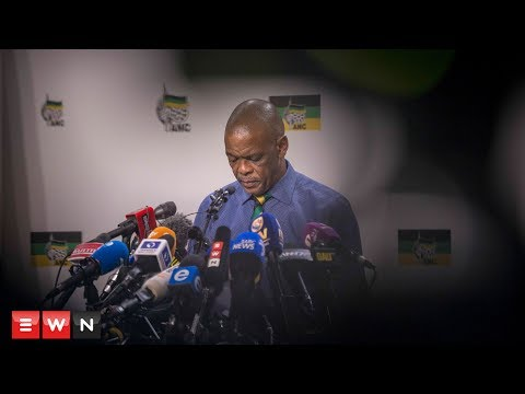 NEC recalls President Zuma