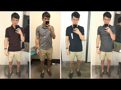 Best Slim Fit Polos And T-Shirts For Men | Old Navy, H&M, Ralph Lauren, Express, Forever 21
