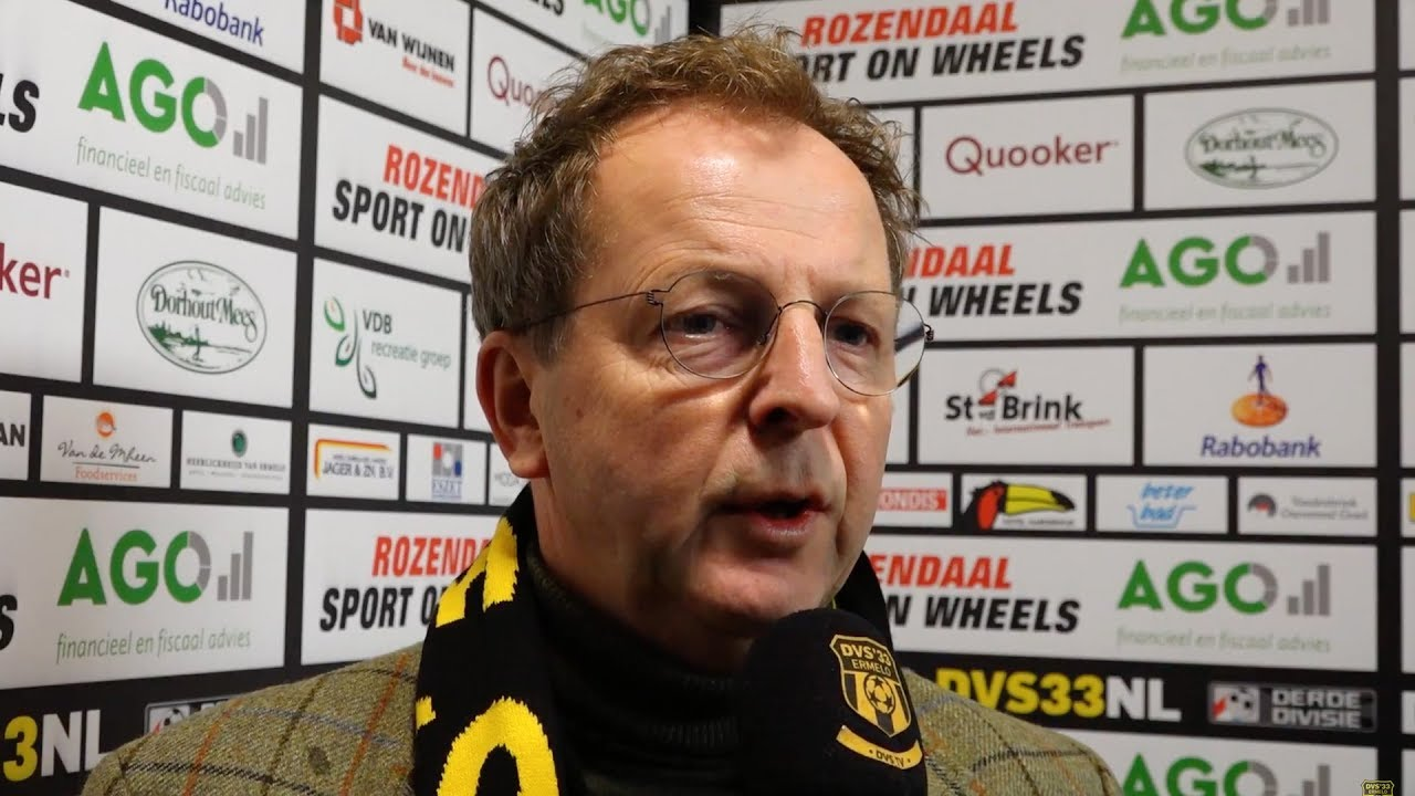 """""""Als de KNVB zo doorgaat, dan gaan de amateurclubs er met"""