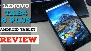 Lenovo Tab 4 8 Plus Review