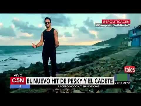 """Despacito - """"Es Marquitos"""" by El Cadete de Navarro y Pesky."""