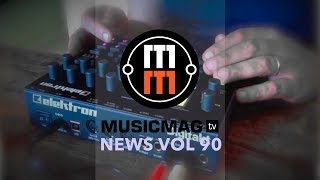 MUSICMAG TV NEWS #90: Oto Boum, Focal Shape Twin, Digitakt OS.05 и др.