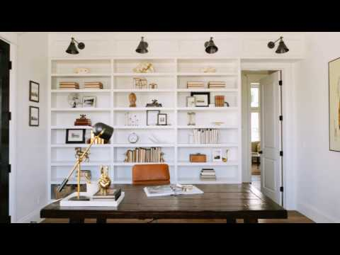 Cool Modern Home Office 2017 Decoration Ideas