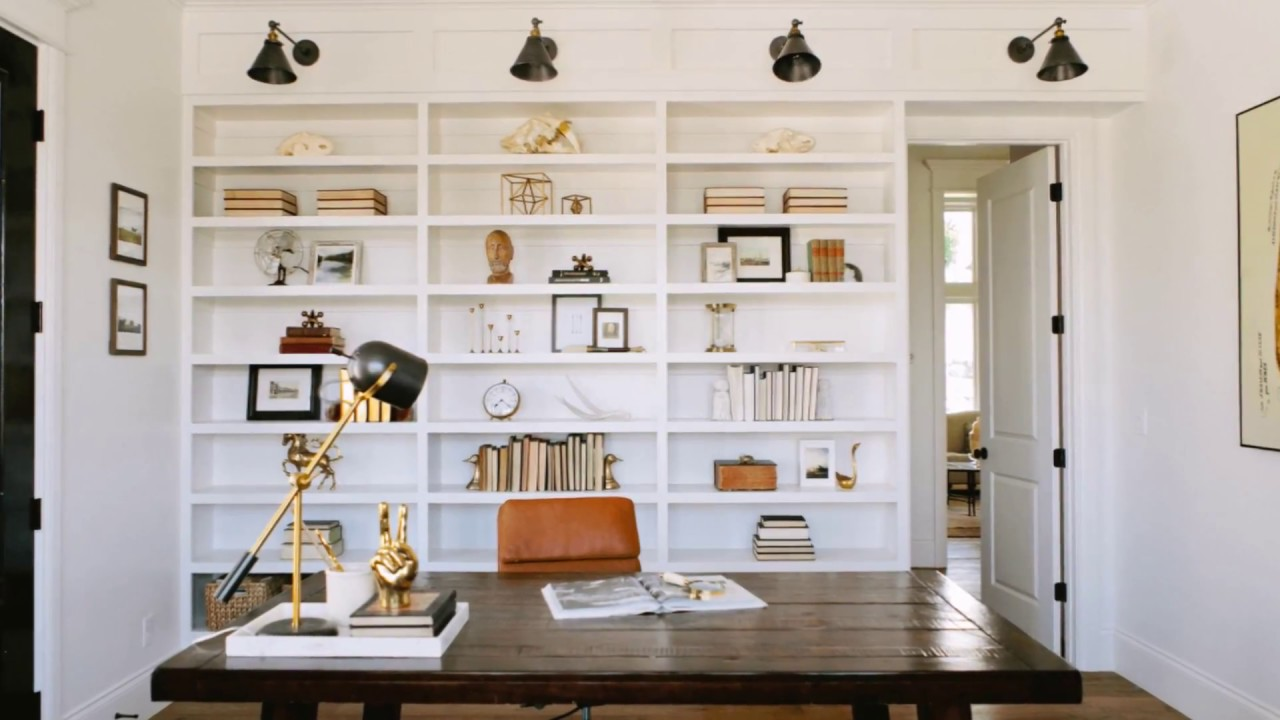 Cool Modern Home Office 2017 Decoration Ideas - YouTube