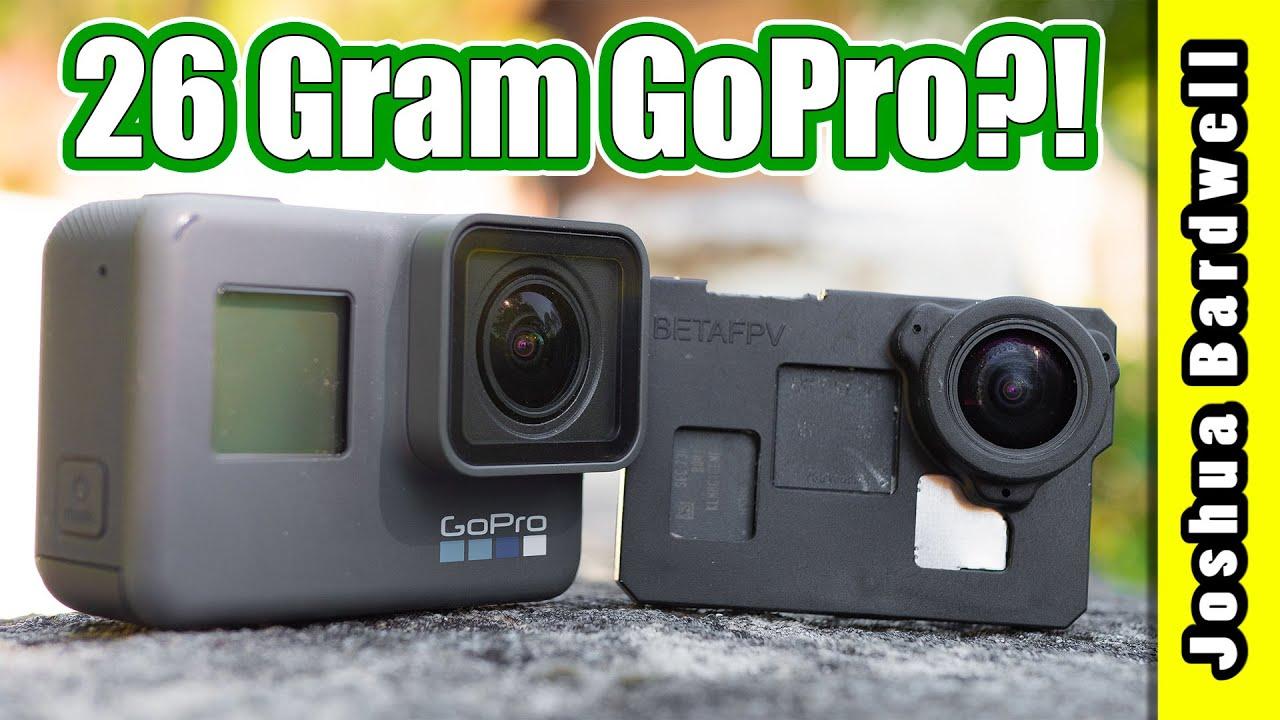 Naked GoPro for GEPRC Rocket Lite 👍 - YouTube