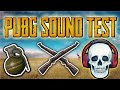 Part 1 | Pubg Mobile 7.1 #Surround Sound Test | Left Right #stereo Sound | Bloody Pirate Gaming