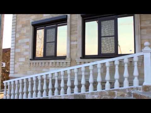 Дагестанский камень, Облицовка фасада, Ставрополь, плитка из натурального камня, камины, лестница