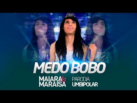 Maiara e Maraisa - Medo Bobo (Paródia)