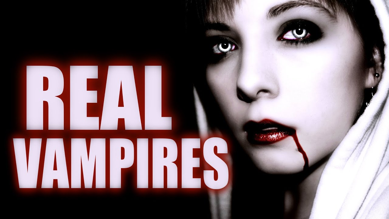 Teen real vampire — 14