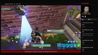 Fortnite:Squads w/Destiney,Crowbar and kxing,Trying to get a Co-Op with Fresh