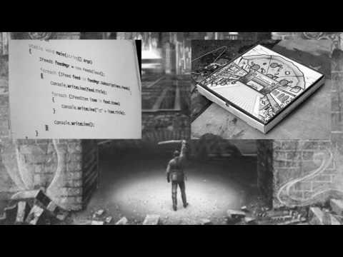 Snow Crash Book Trailer