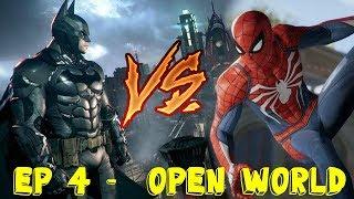 Batman vs Spider-Man - WHICH IS BETTER? (C
