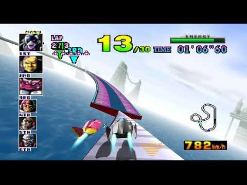 F-Zero X HD v1.41 (emulator only)