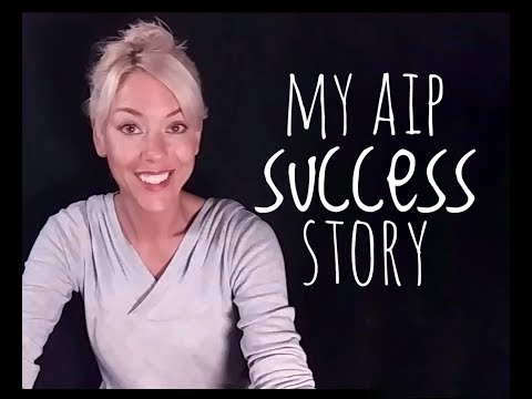 My AIP  Story- how I put celiac into remission and fixed my leaky gut & brain fog!