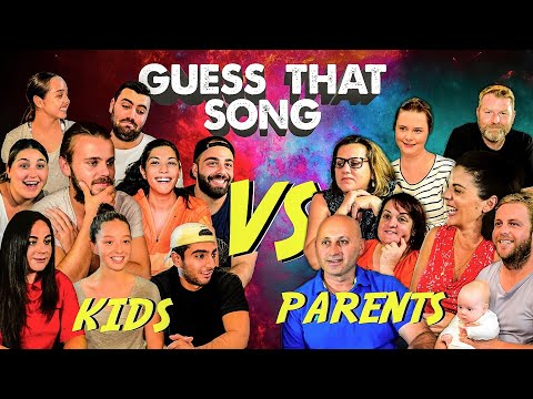 AUSTRALIANS GUESS 80s SMASH HITS - YouTube