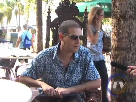 ITV Nightlife interviews Dave Dresden at WMC