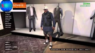 GTA V so erstellen Sie eine eine umgebaute outfit nach dem patch 1.33