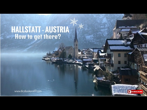 How to get to Hallstatt from Salzburg (Cinematic)