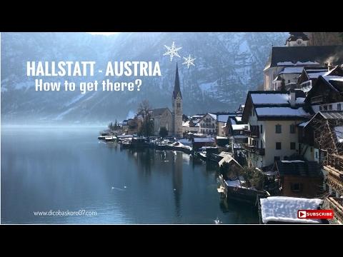 How to get to Hallstatt from Salzburg (Cinematic)