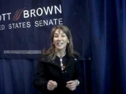 Karyn Polito Endorses Scott Brown