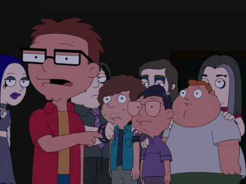 American Dad 4x05 Escape From Pearl Bailey English Youtube