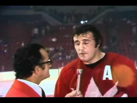 Phil Esposito's Interview 1972 (HD)