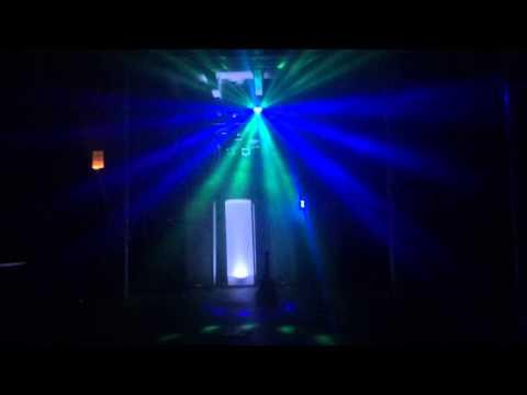 Vessel Events lighting demo