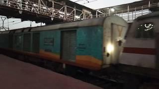 Sri Ganganagar – Tiruchirappalli Humsafar Express I Humsafar Express leaving Kalyan thumbnail