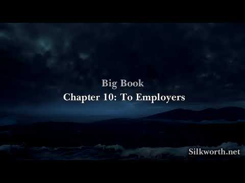 11. Chapter 10 - To Employers