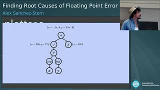 Finding Root Causes of Floating Point Error