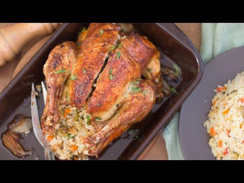 poulet-farci-au-riz-au-four-pour-le-repas-du-aïd-el-fitr