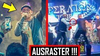 🔴 Top 10 AUSRASTER bei Rap Konzerten! 🔴 Capital Bra, Gzuz, Kollegah