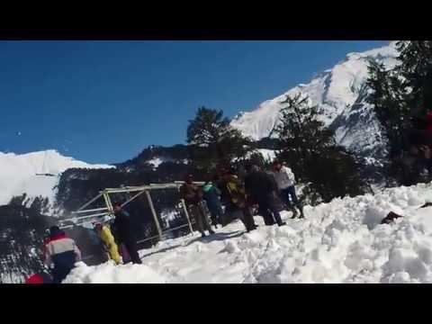 Rohtang pass Snow Manali