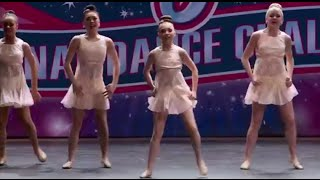 "Dance Moms -  ""Nothing To Fear But Fear Itself"" Group Dance"