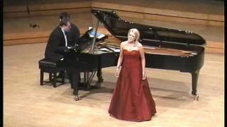 The Last Rose Of Summer - Britten Folk Songs. Kathryn Rudge - Mezzo Soprano