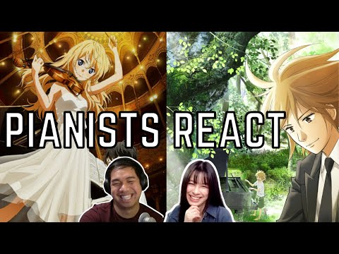 Classical Pianists React