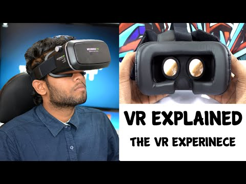 How Does Virtual-Reality Work - The VR Experience !!