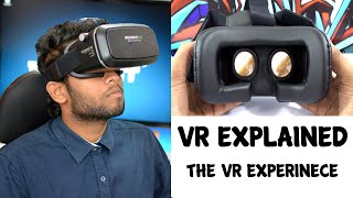 How Does Virtual Reality Work The VR Experience