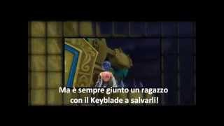 Kingdom Hearts: Birth by Sleep TRAILER ITA JUMP FESTA 2010 (WINTER 2009)