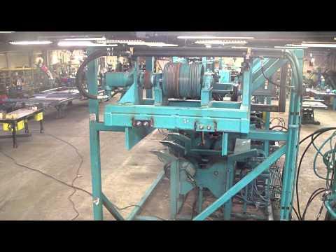 HELLE Scragg Mill Feedworks