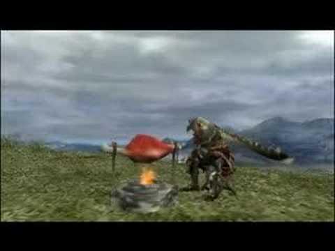 Monster Hunter Freedom 2 NEW TRAILER