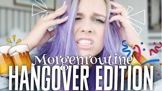 MORGENROUTINE -  Hangover Edition | Dagi Bee
