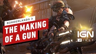 Borderlands 3: How They Made (Literally) A Billion Guns Possible - IGN First